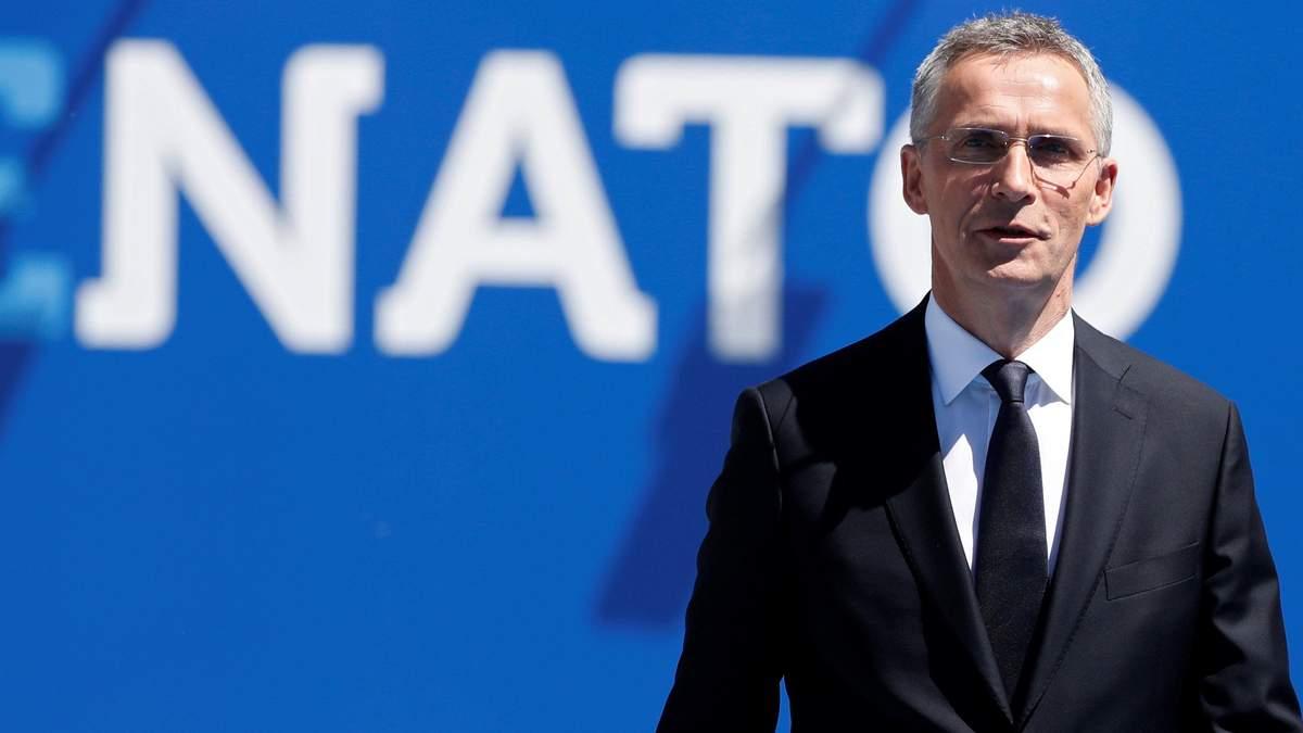 У НАТО заявляють, що Росія хоче захопити Азовське море