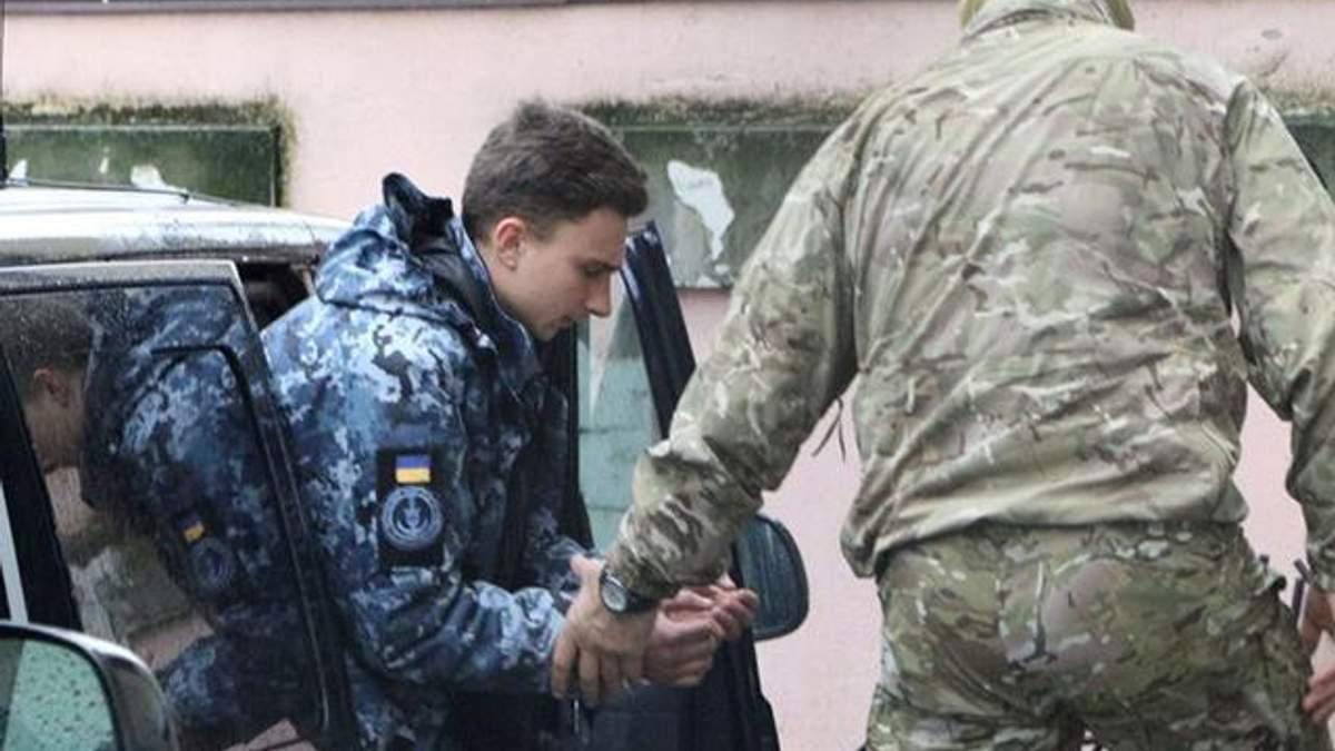 Що відомо про стан українських моряків, яких викрали росіяни