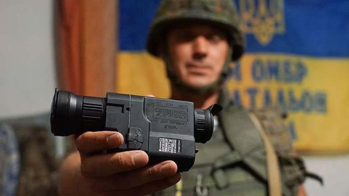 Українські волонтери – наша асиметрична відповідь ворогам