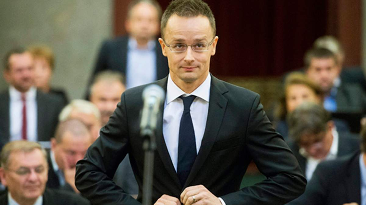 В Угорщині вкотре заявили, що надалі блокуватимуть засідання комісії Україна-НАТО