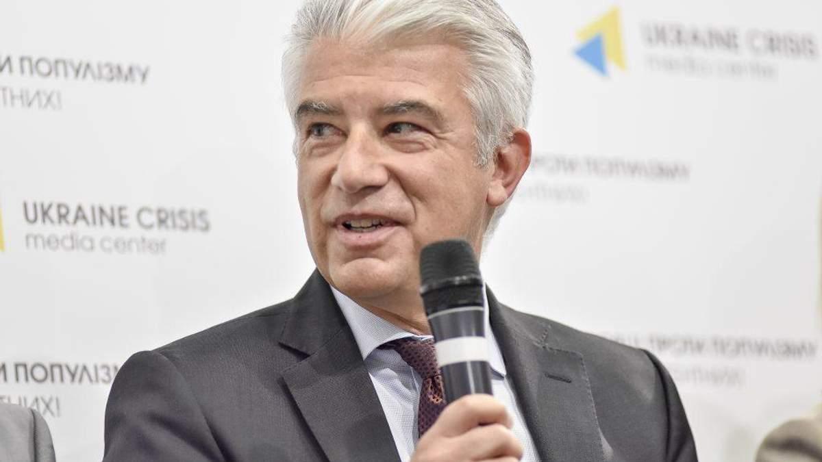 Посол Німеччини зазначив, що не варто провокувати ескалацію конфлікту