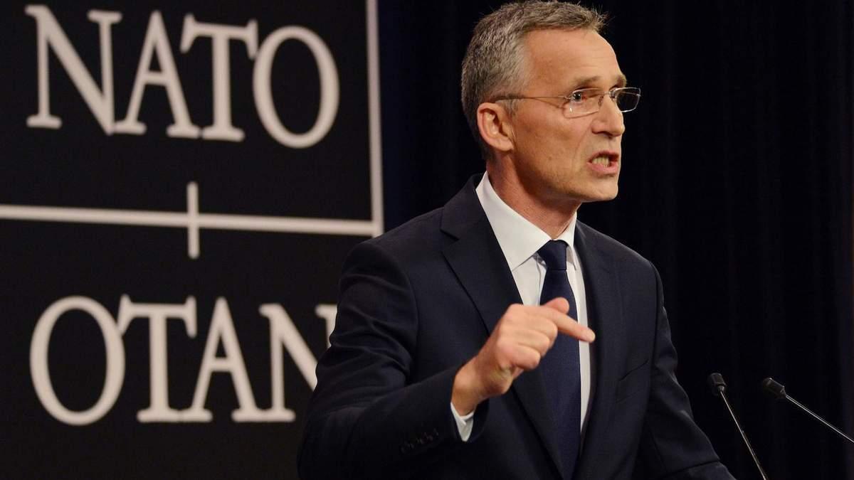 НАТО дало останній шанс Росії щодо ракетного договору