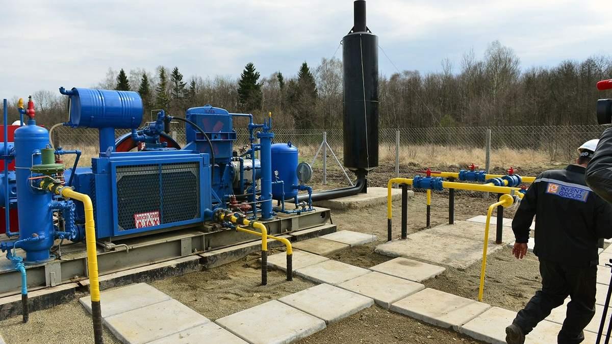 В Україні відкрили нове величезне родовище газу