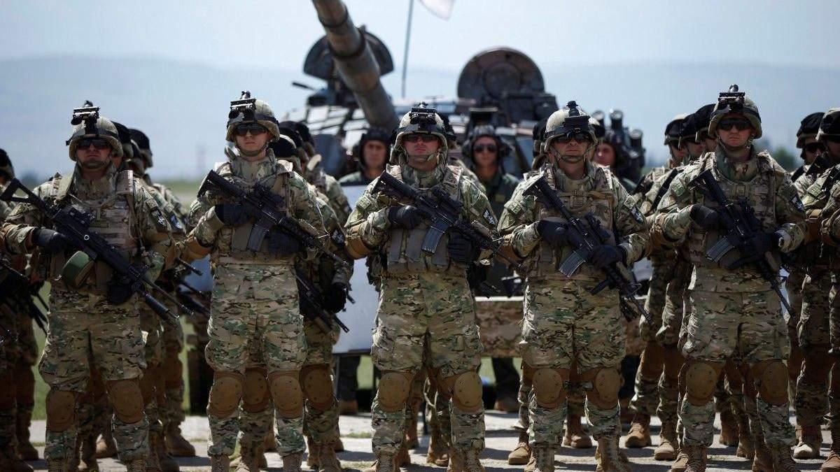 В НАТО уверены в сопротивлении РФ против расширения на Балканах