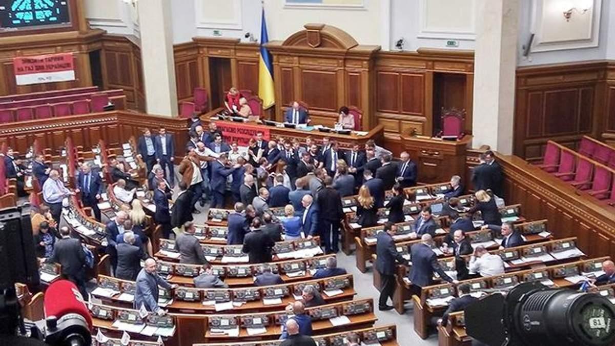 Рада хвалила закон, який розширює контрольовану Україною територію моря