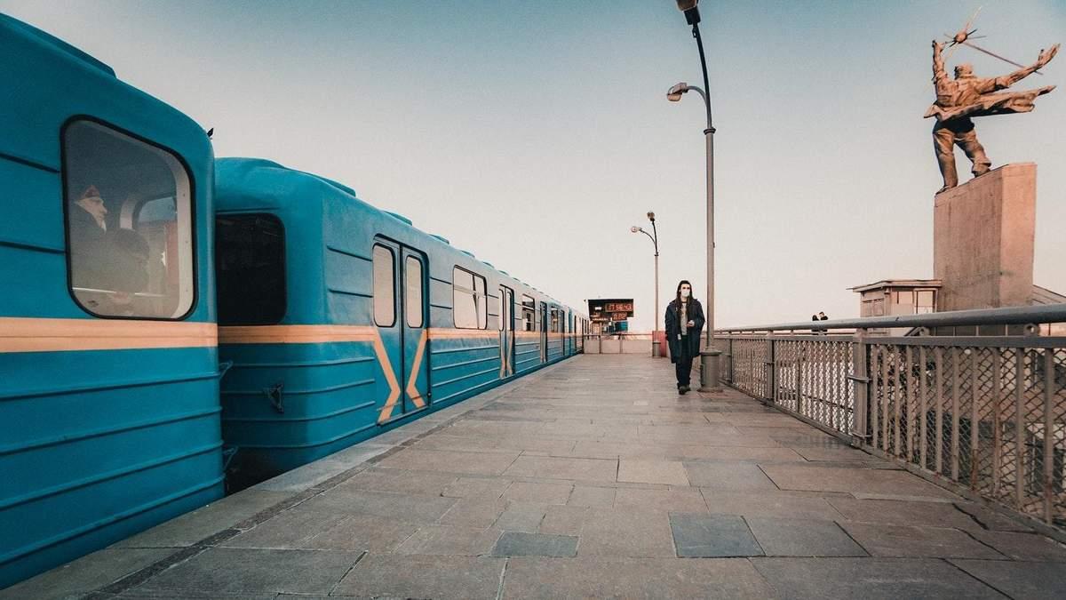 Коли поїде метро на Троєщину