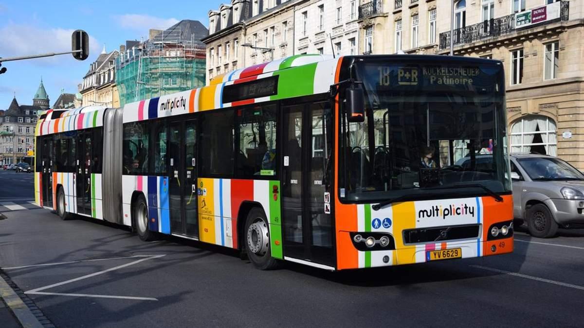 Люксембург планирует сделать общественный транспорт бесплатным