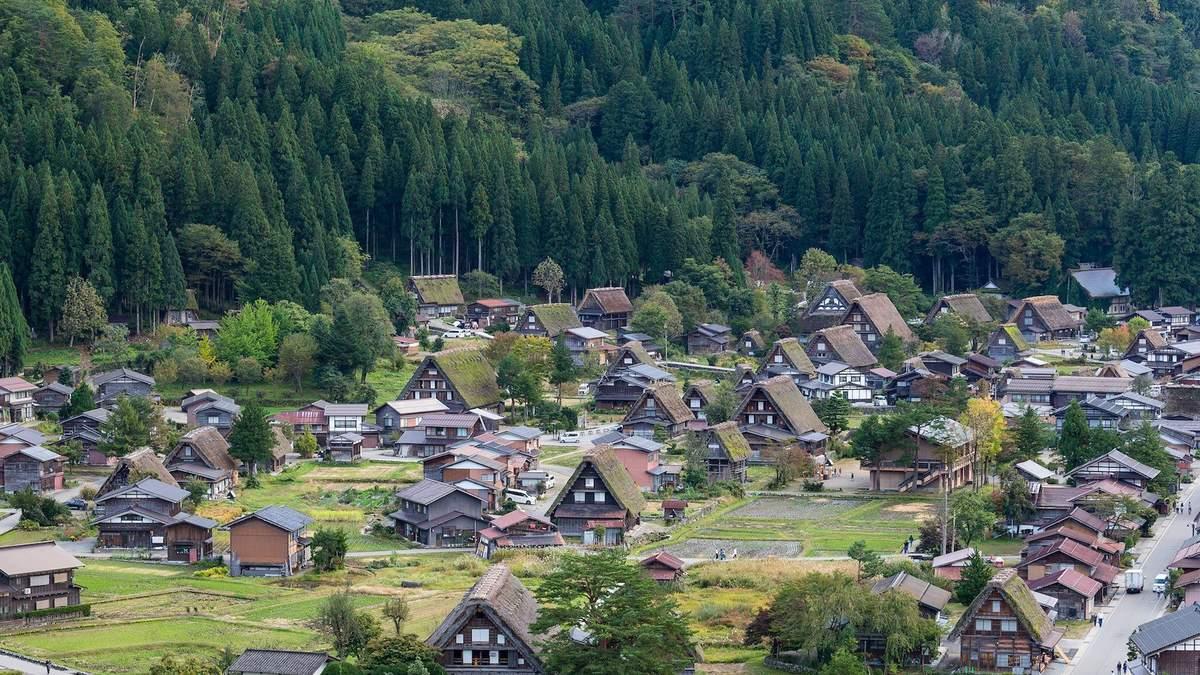 Брошенные дома в Японии отдают даром