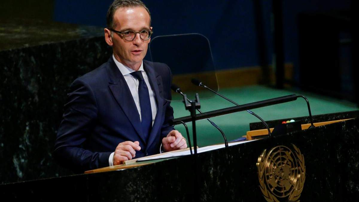 США, Европа и РФ должны совместно работать над контролем за вооружением, – глава МИД Германии