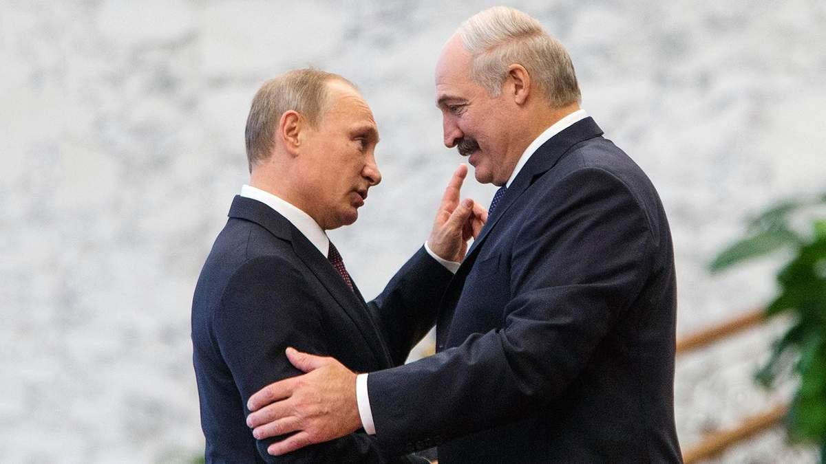 """""""Довелось просити вибачення в господаря"""": як Лукашенко та Путін розсварились через газ"""
