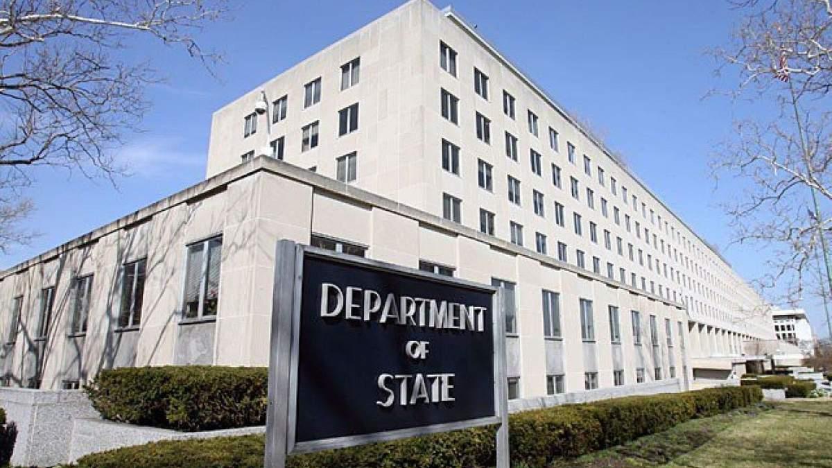 Держдеп США різко відповів на заяви Путіна щодо агресії в Керченській протоці
