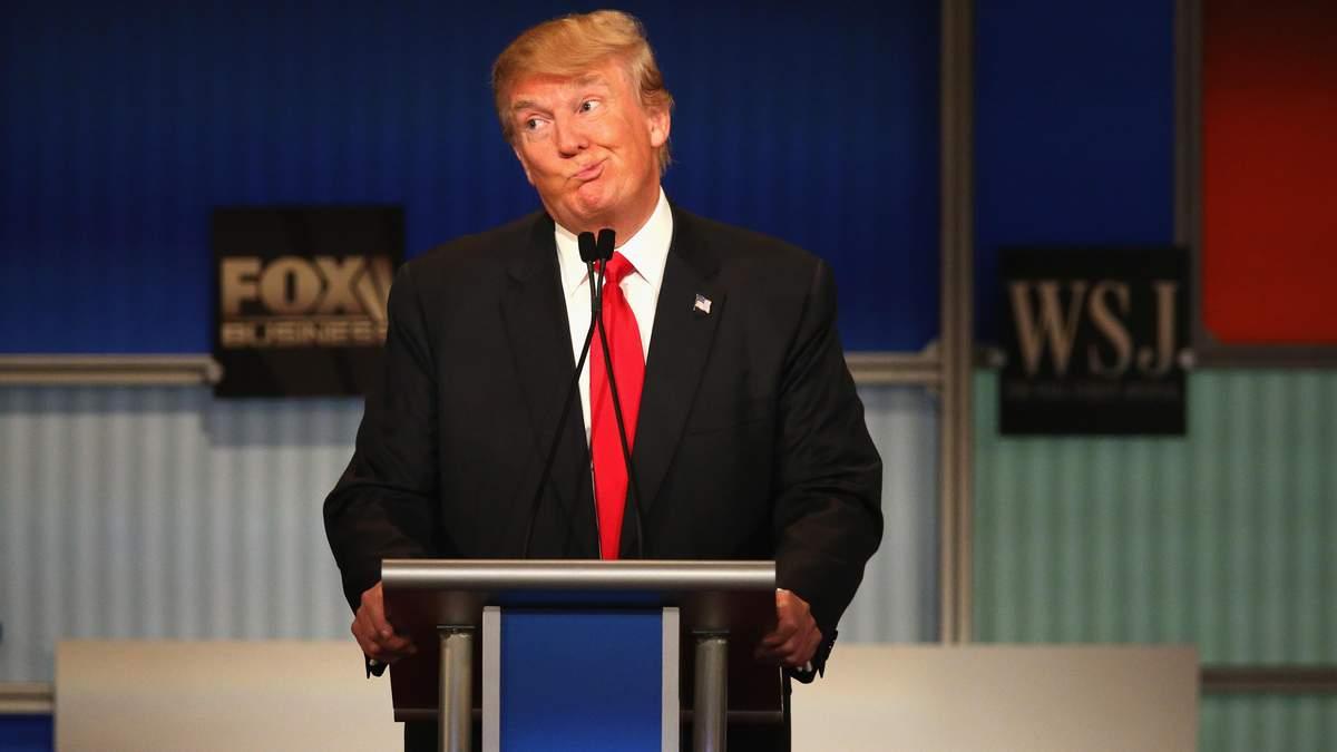 Трамп відзначився новою заявою щодо втручань РФ у вибори США