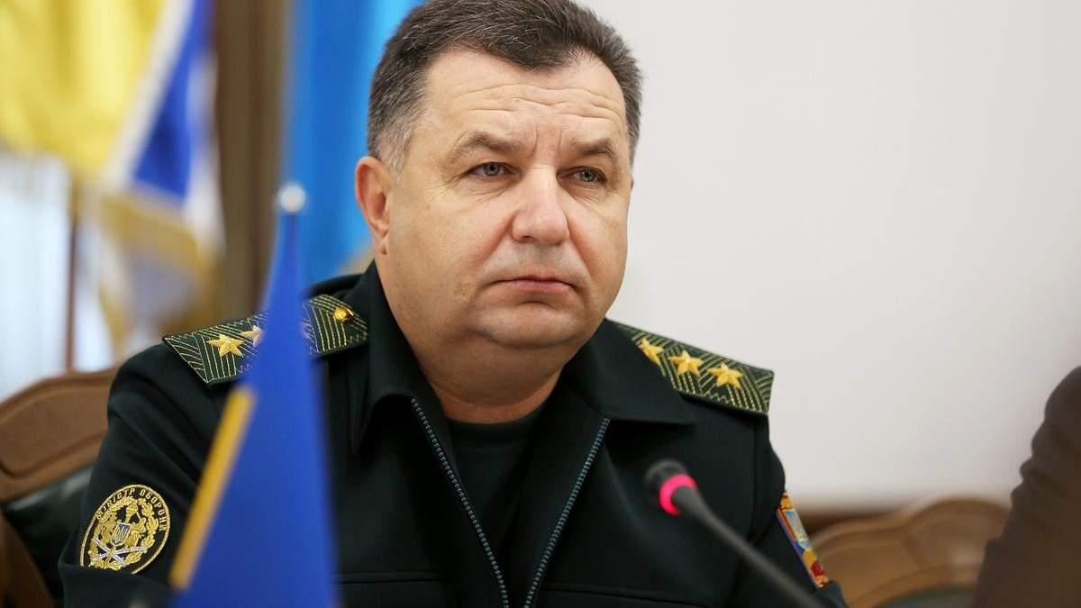 Полторак пояснив, чому українські моряки не стріляли у відповідь під час атаки росіян