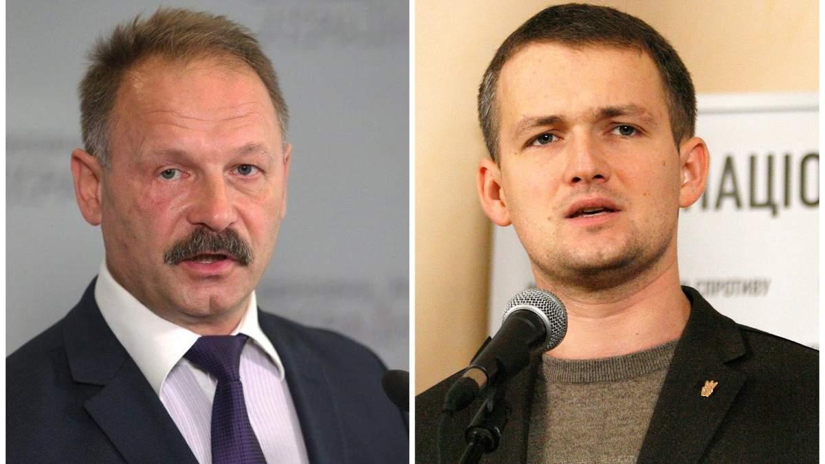 Скандальный Барна устроил драку с Левченко в прямом эфире