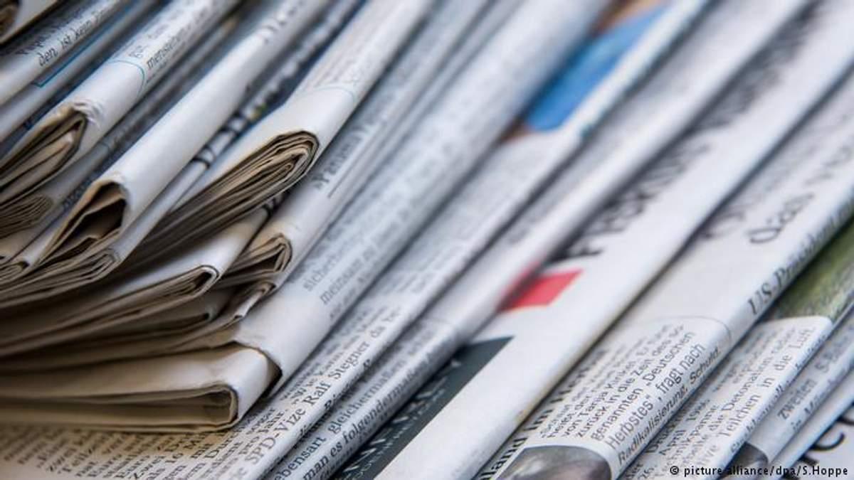Державна україномовна преса