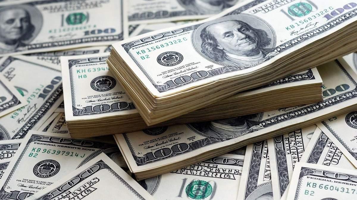 Готівковий курс валют на 07.12.2018: курс долару та євро