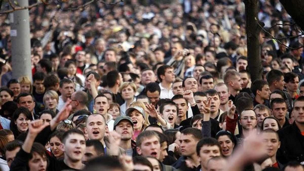 Правила поведінки у натовпі під час тисняви