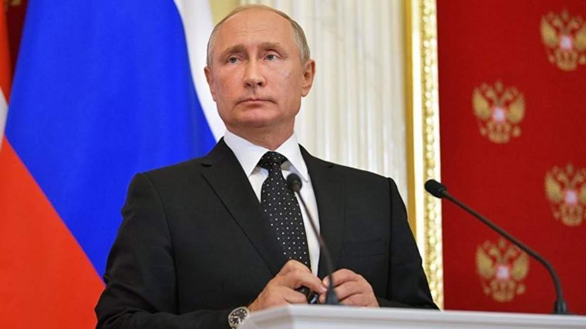 Чубаров назвав два сценарії знищення Путіна