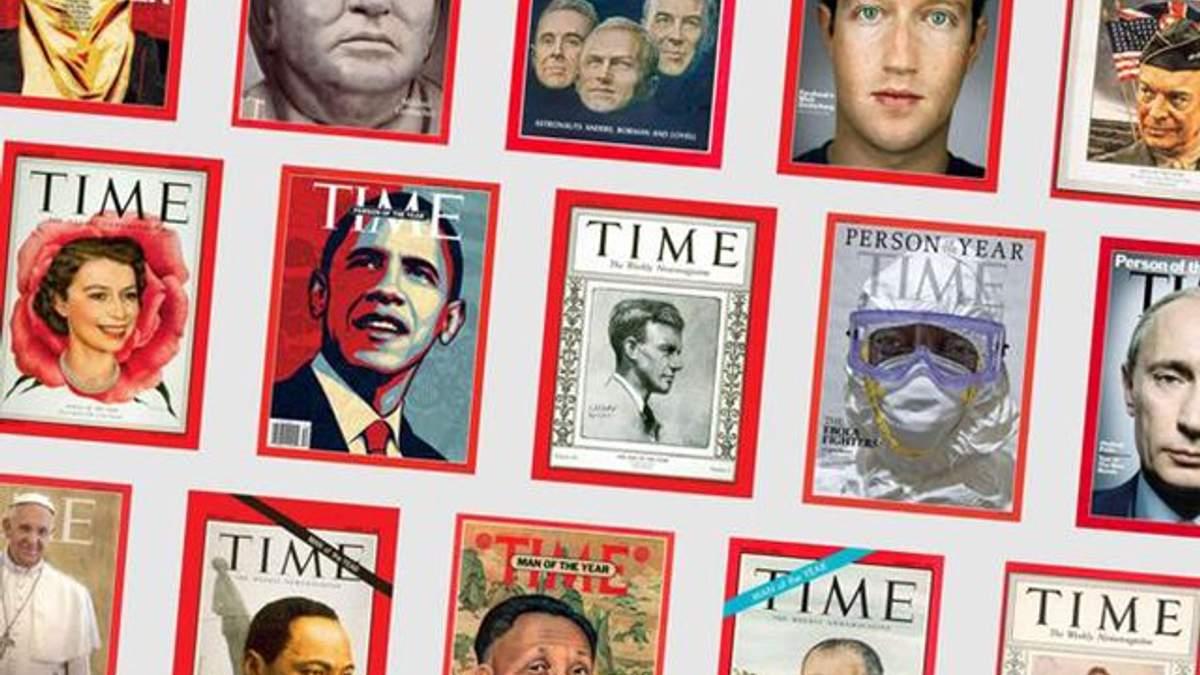 """Путін і Трамп: Time назвав претендентів на звання """"Людина року"""""""
