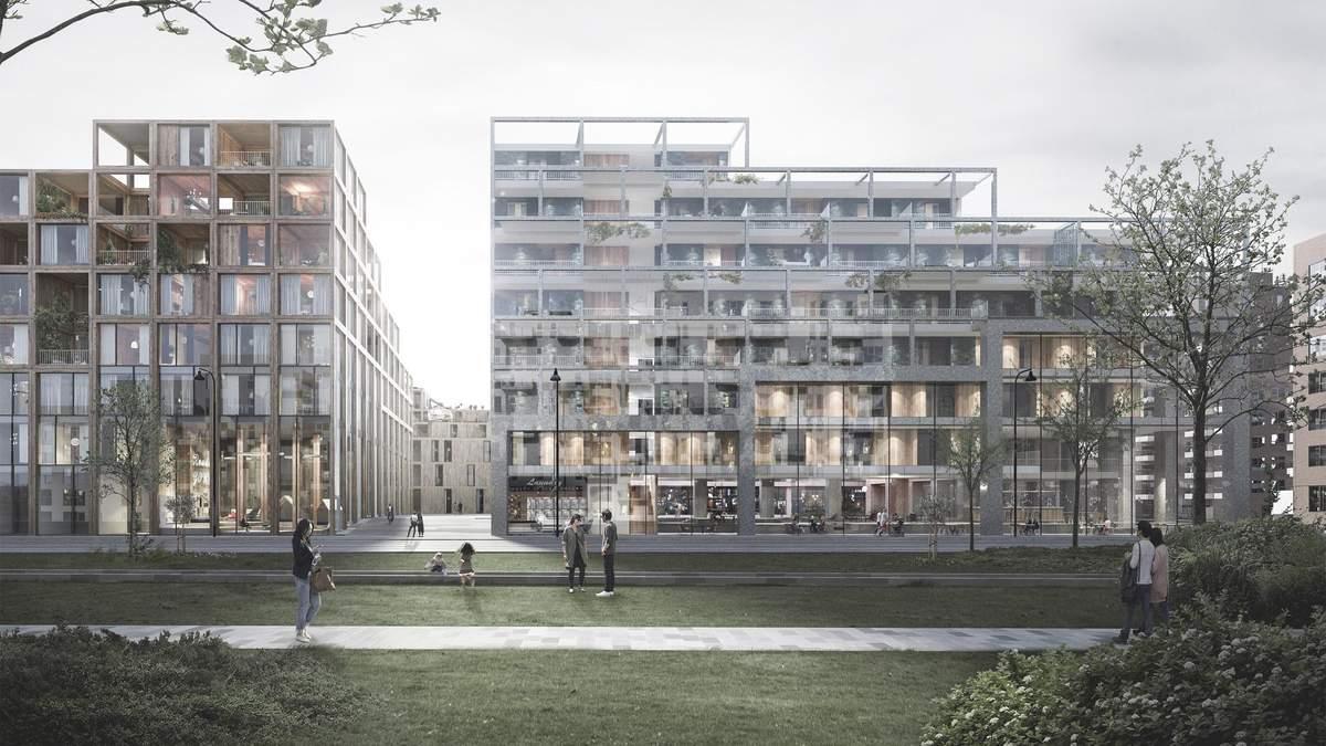 Екопоселення з'явиться у Копенгагені