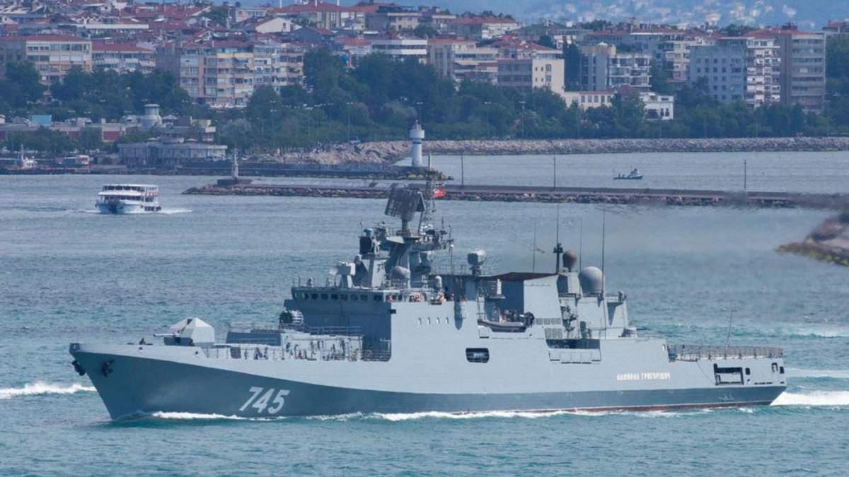 У ЄС пропонують закрити порти для кораблів РФ через блокування навігації