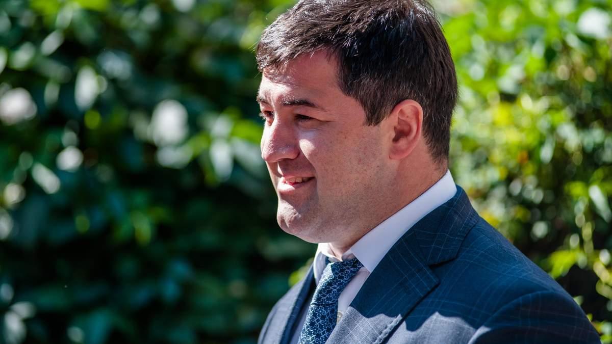 Рішення суду ще не означає, що Насіров знову очолить ДФС