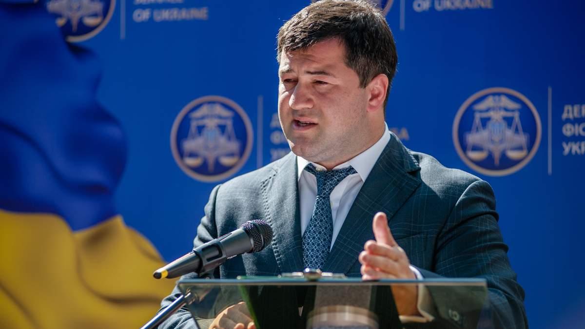 Насиров уже в среду планирует вернуться на работу в ГФС