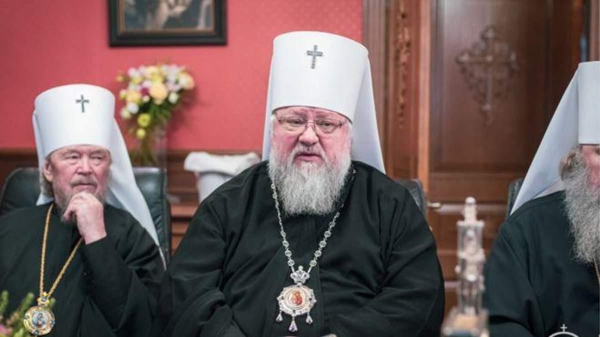 Митрополиту Іларіону відновили дозвіл на перетин лінії розмежування на Донбасі