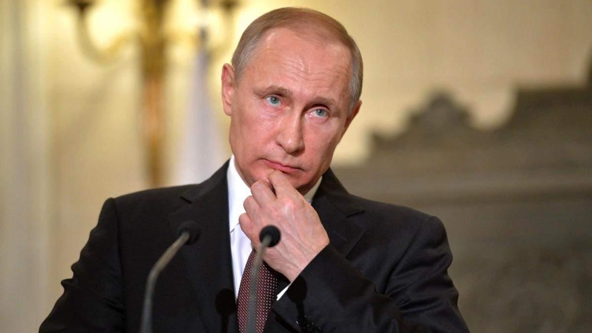 У Кремлі заявили про незмінність позиції Путіна щодо Сенцова