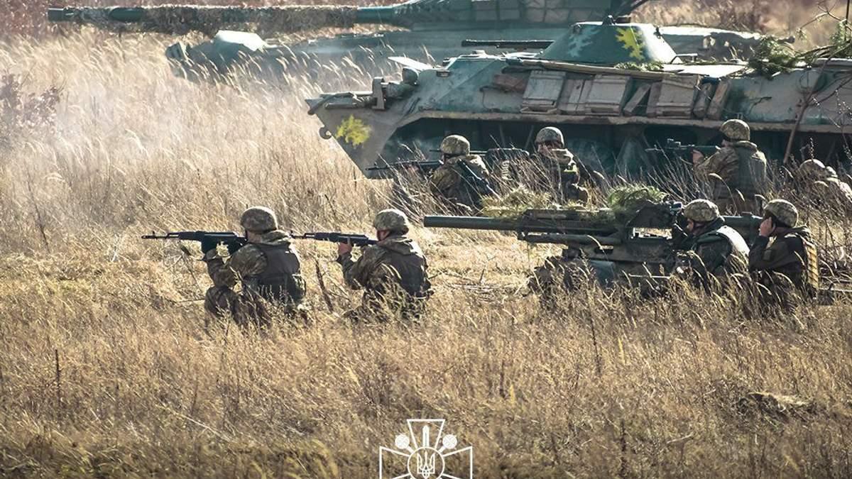 День сухопутних військ ЗСУ