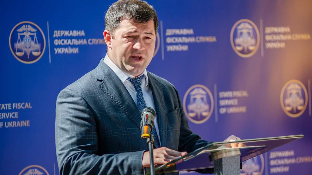 Чому суд поновив Насірова на посаді голови ДФС