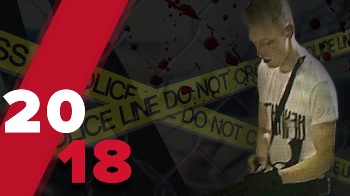 Теракты и трагедии 2018 в Украине и мире - итоги 2018 года