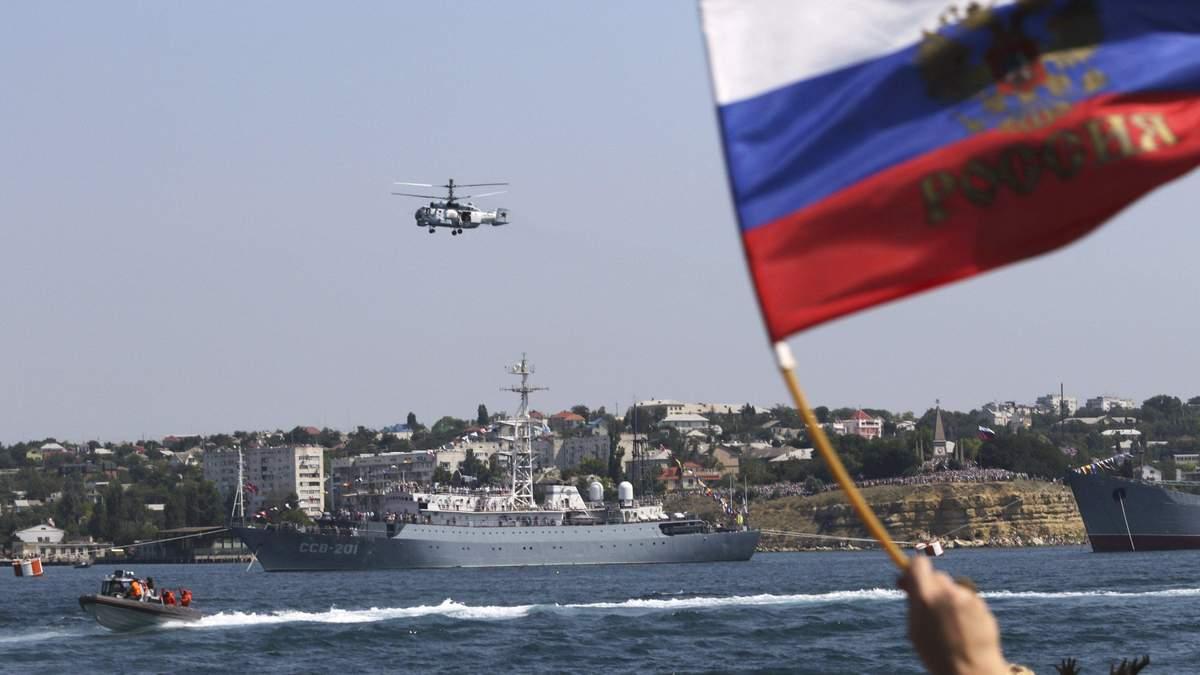 Росія хоче повторити у Чорному морі сценарій Азова, – підсумував Мусієнко