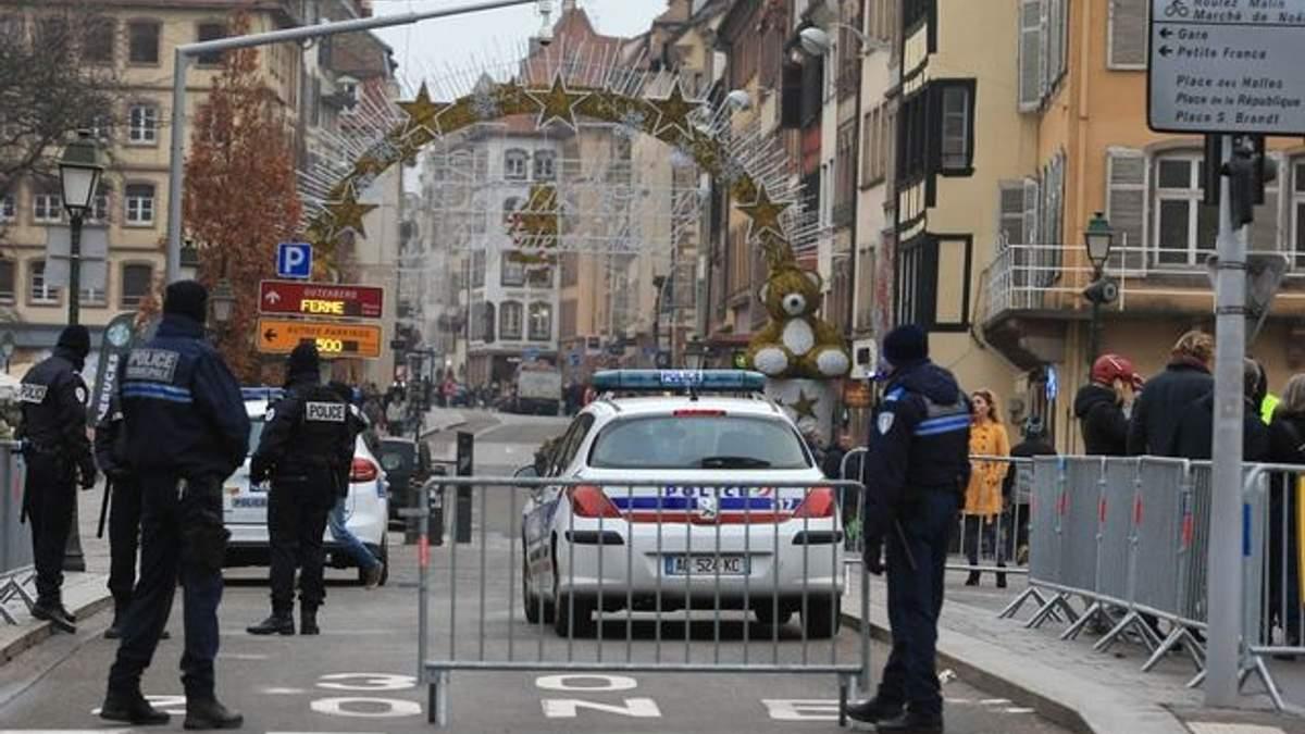 Стрілянину в Страсбурзі визнали терактом