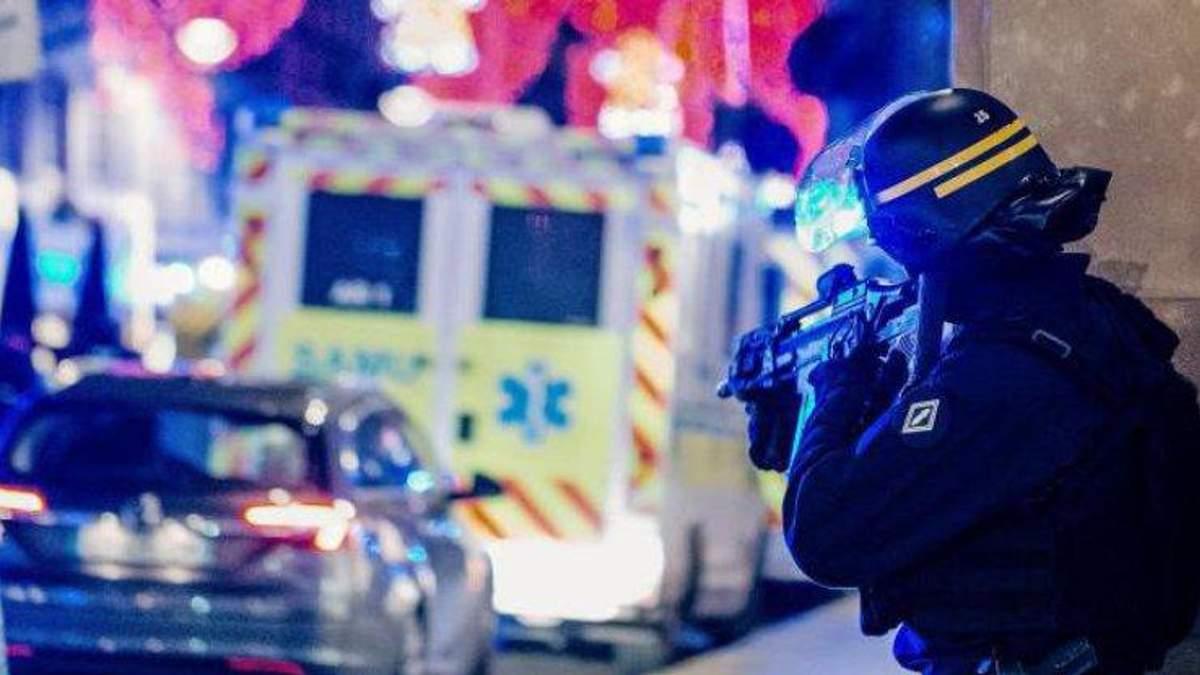 Теракт у Страсбурзі