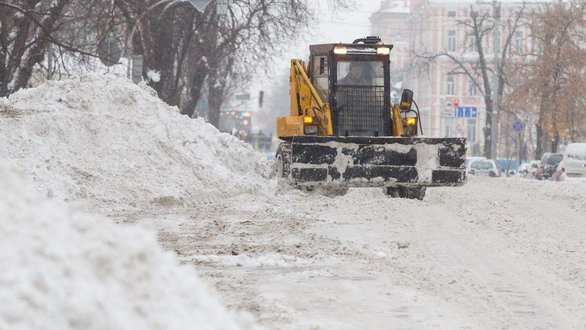 Негода в Україні: на Чернігівщині понад 120 населених пунктів залишилися без світла