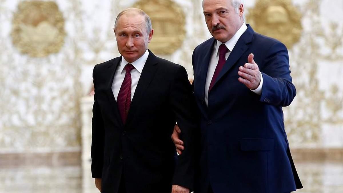 """""""Для ядерных сил"""": Лукашенко сделал новое заявление относительно военных баз РФ в Беларуси"""