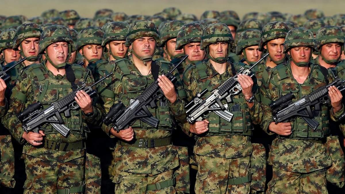 Косово створить свою армію: Сербія погрожує ввести війська