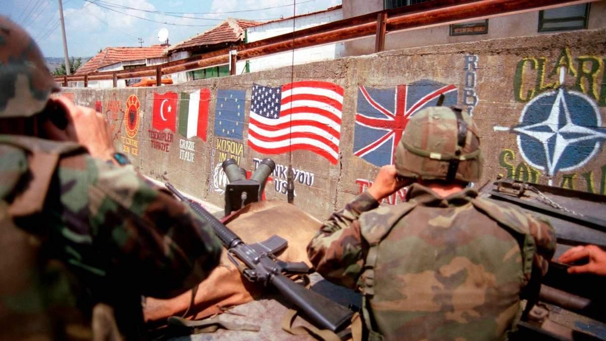 У МЗС РФ відреагували на рішення Косова створити свою армію