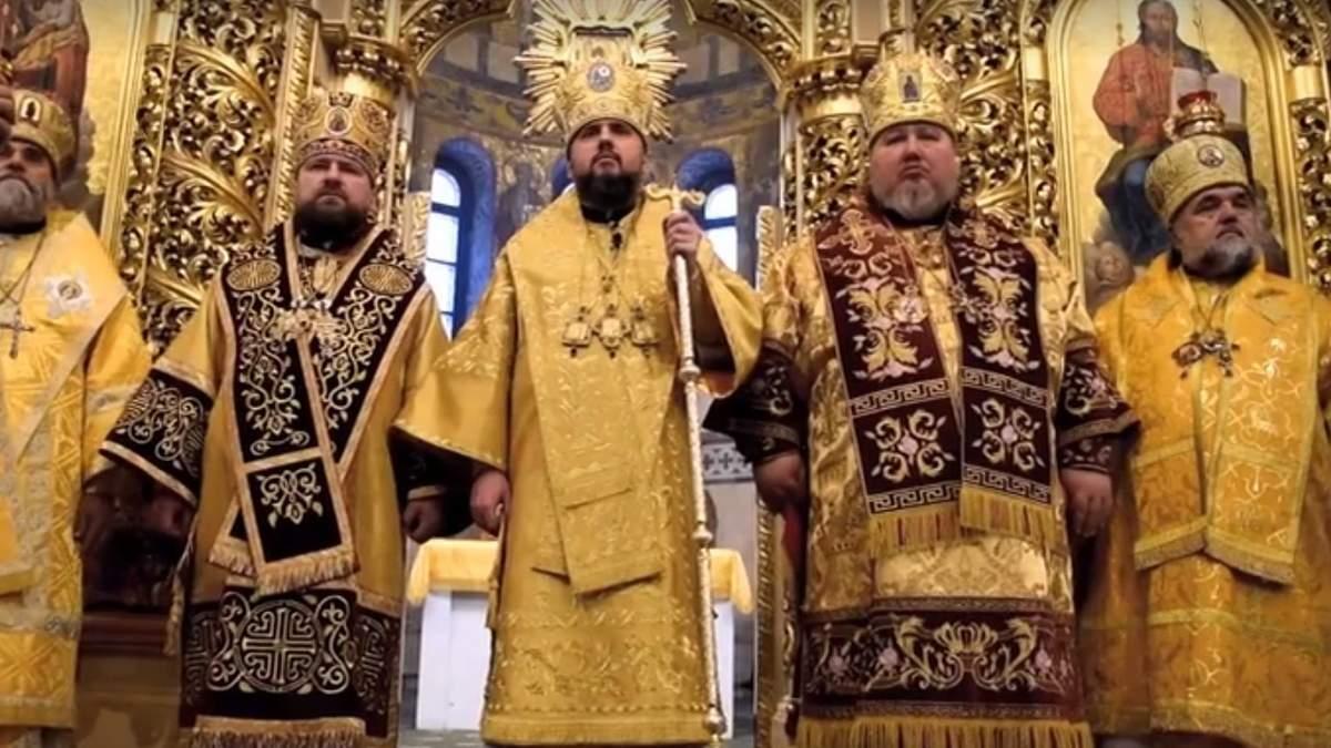 Предстоятель УПЦ Епифаний