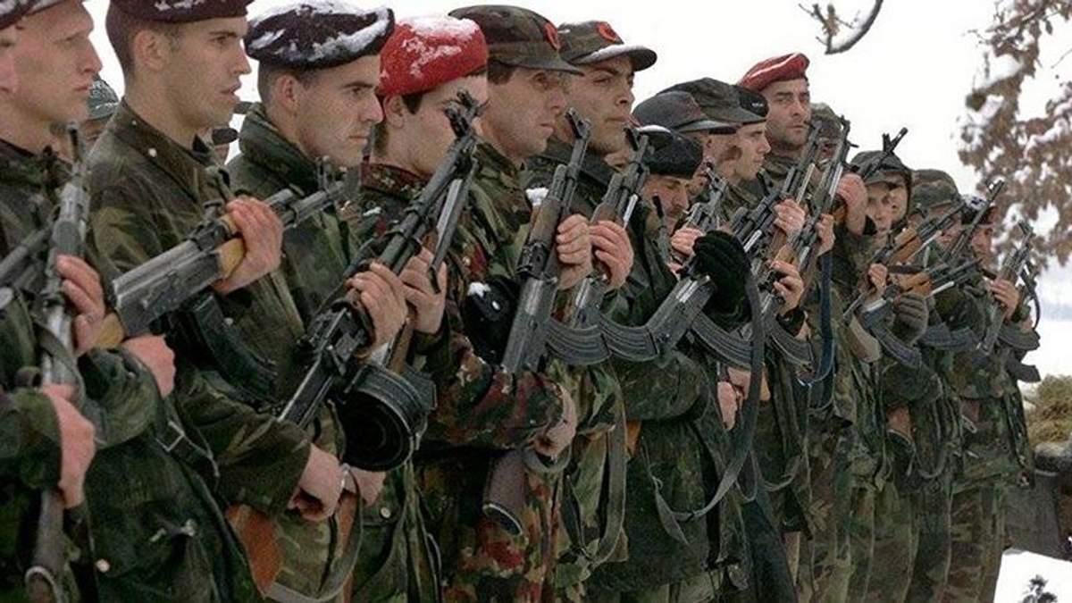 Туреччина підтримала створення армії Косова всупереч позиції НАТО