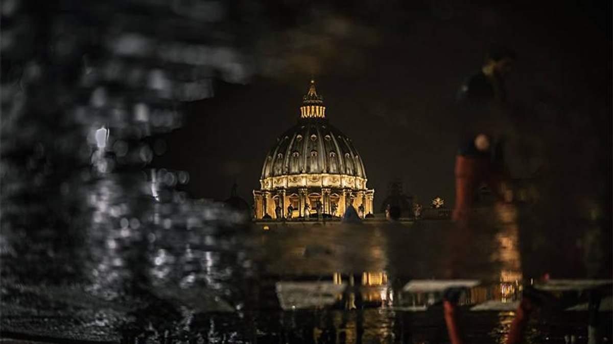 Італійський Рим в незвичних фото,
