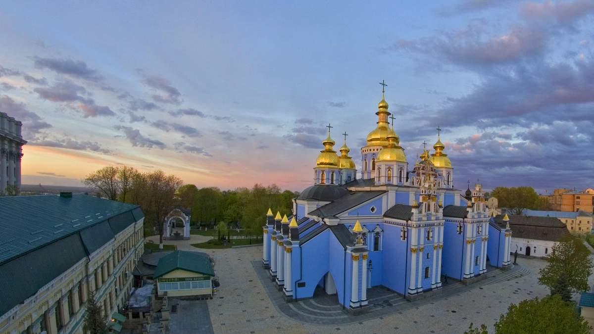 Михайлівський собор стане головним для УПЦ: 10 фактів про Михайлівський собор