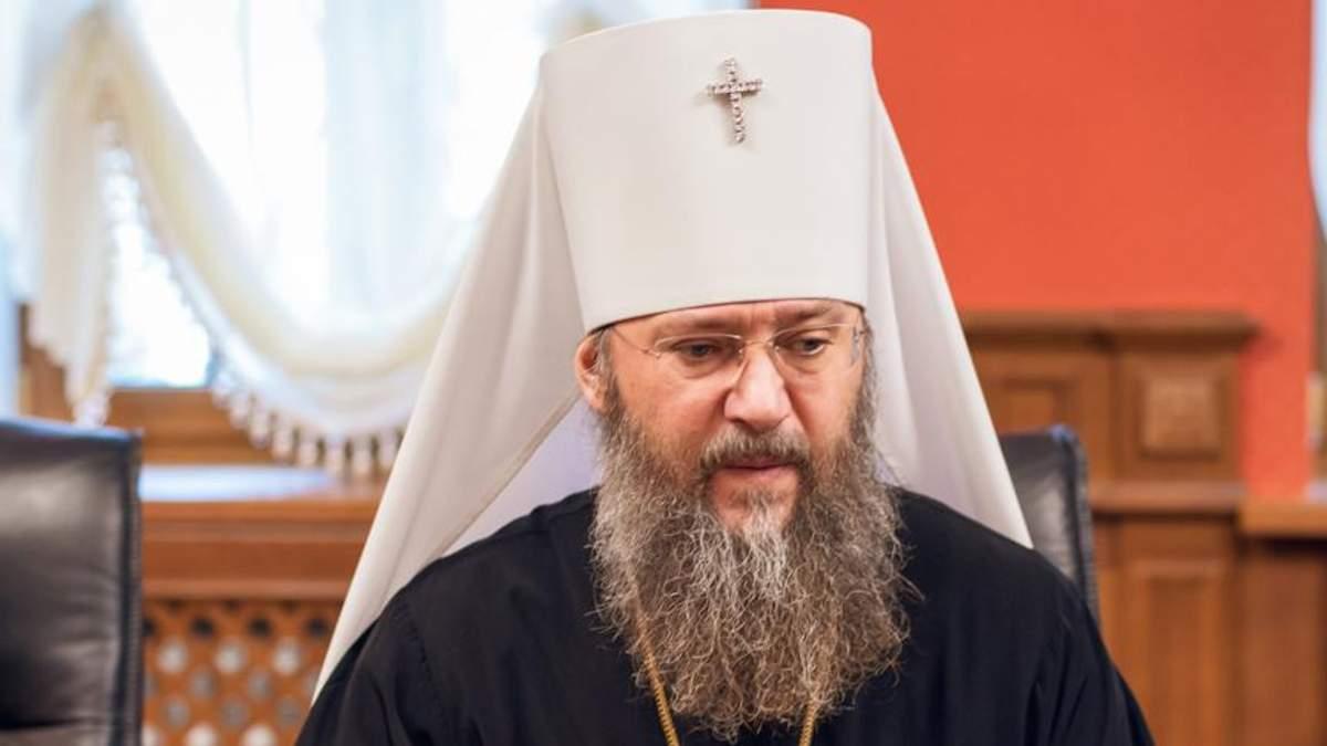 Представитель бывшей УПЦ МП Антоний сделал резкое заявление о деятельности институции в Украине