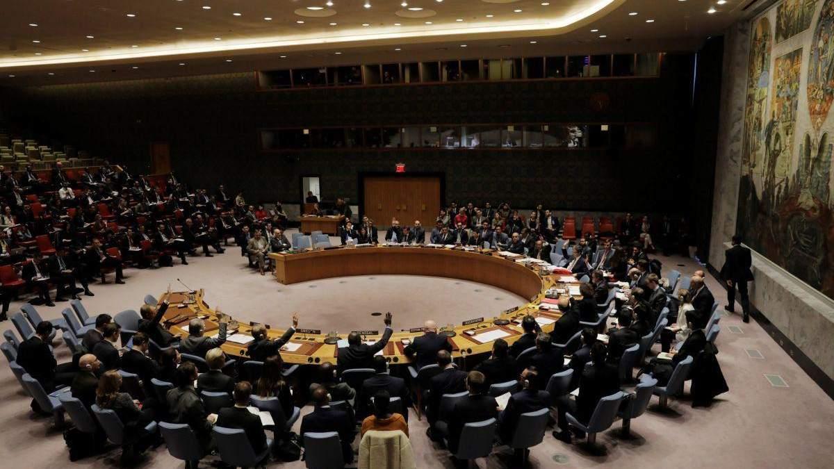 Генассамблея ООН приняла резолюцию против милитаризации Россией Крыма