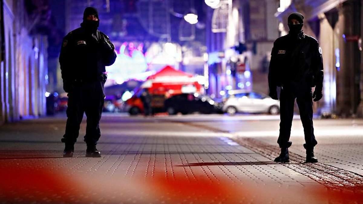 Розслідування теракту у Страсбурзі продовжується
