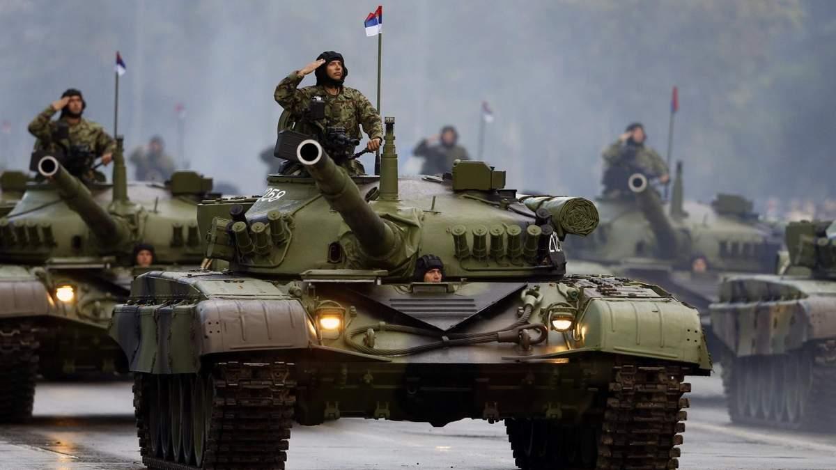 """Косово створює армію: у Росії заявляють про """"бліцкриг"""" і погрожують серйозними наслідками"""