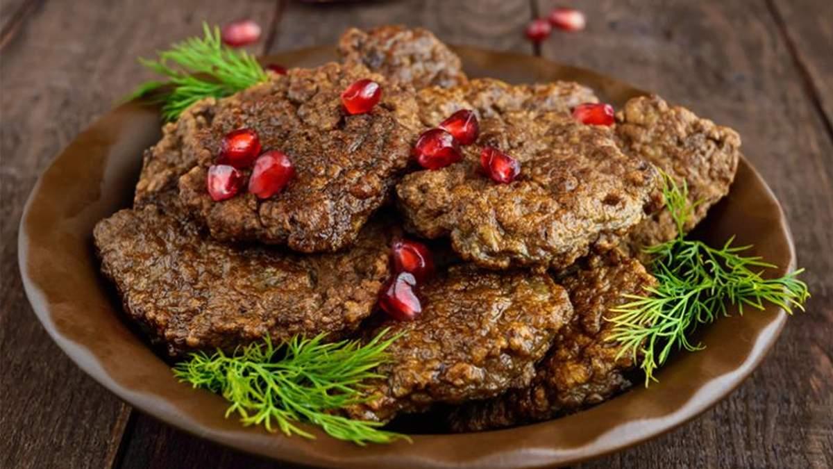Как приготовить печеночные оладьи: рецепт блюда