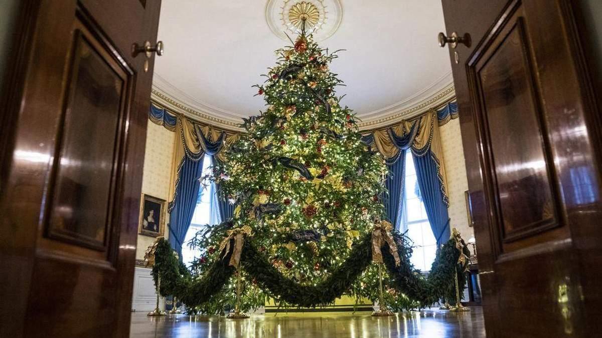 Елка в Белом доме