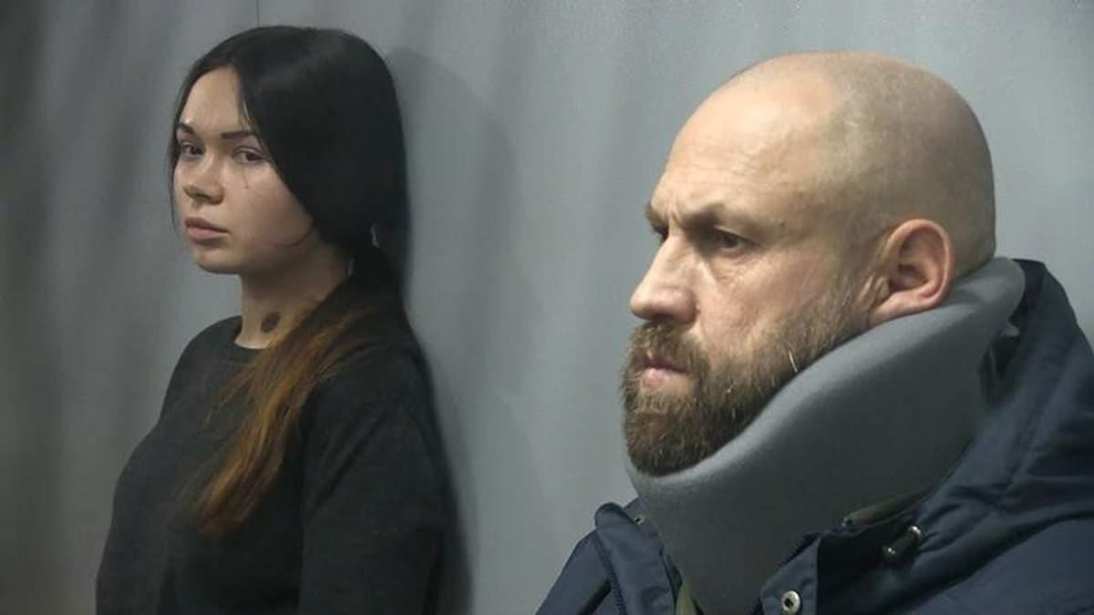 Смертельна ДТП у Харкові: відбувся черговий суд над Зайцевою та Дроновим